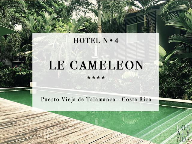 Hôtel Cameleon Costa Rica