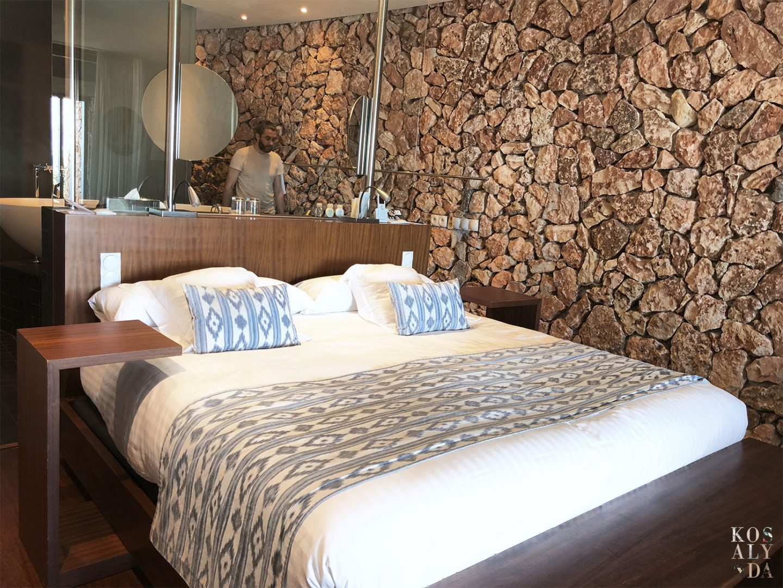 chambre hotel de luxe hospes maricel