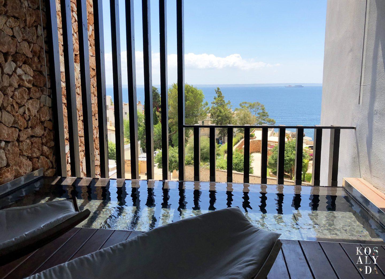 hotel maricel chambre natura