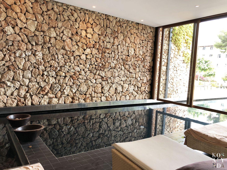 spa de luxe hotel espagne
