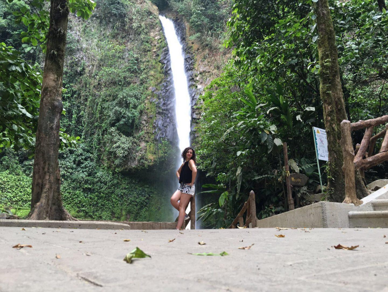 Costa Rica a voir Chute Fortuna