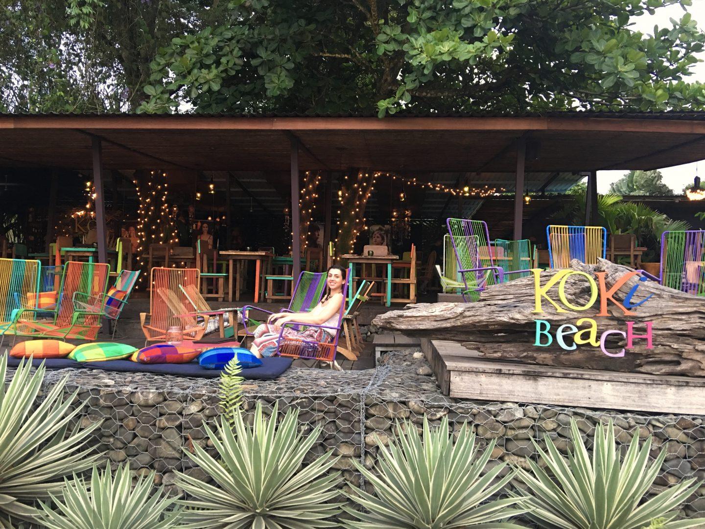 Koki Beach Bar Costa Rica Pura Vida