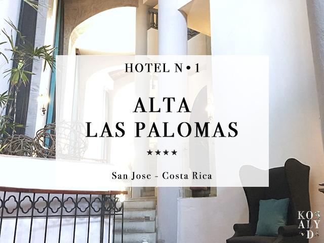Hotel Alta San José Avis