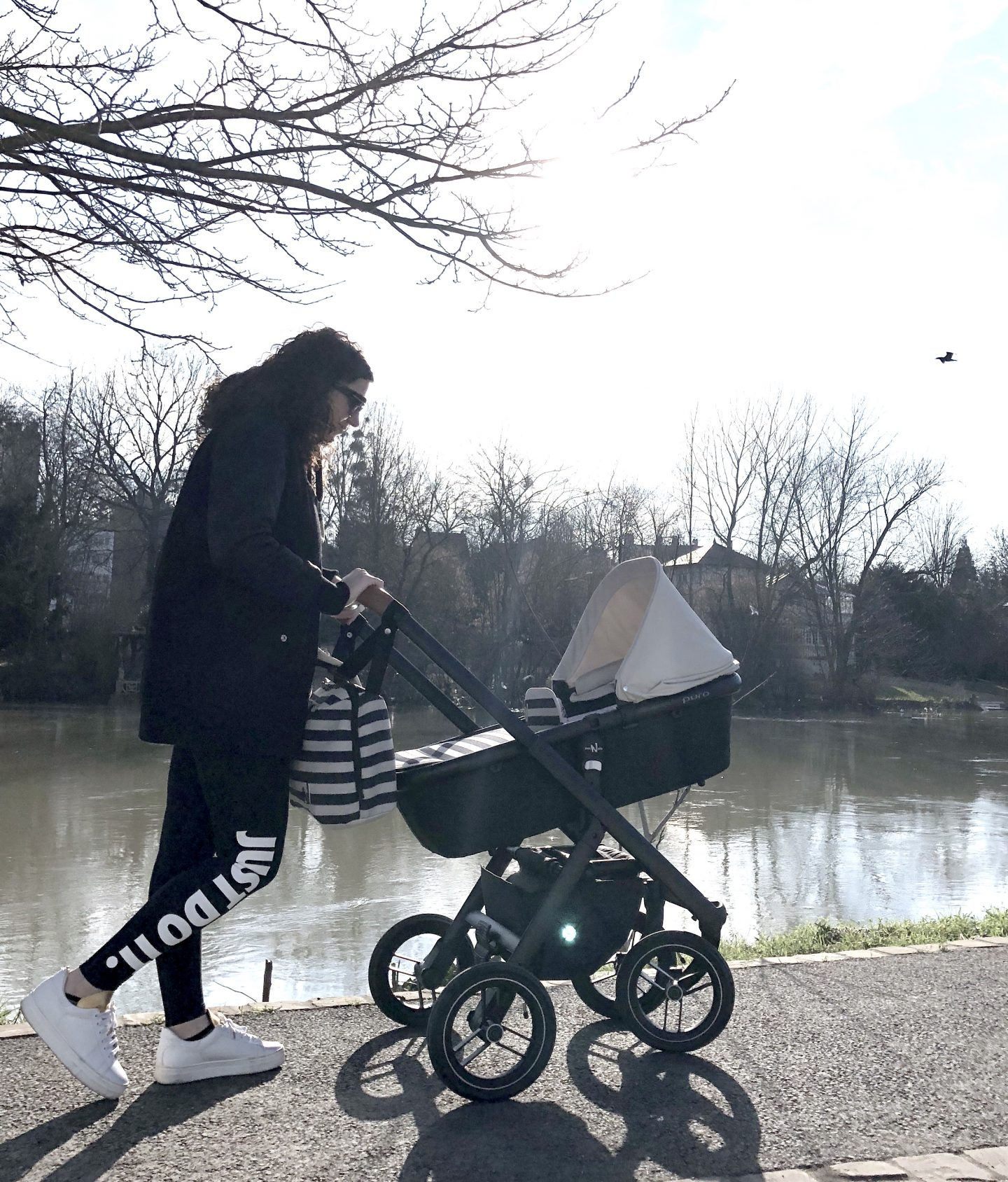 Poussette 4x4 design neonato bébé