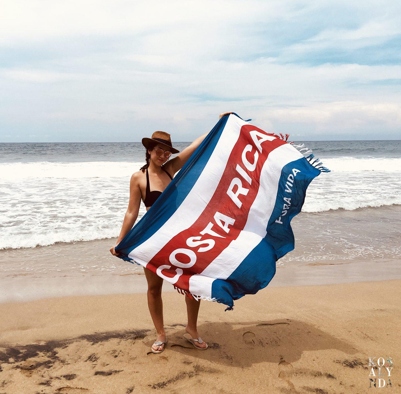 Costa Rica Roadtrip itineraire