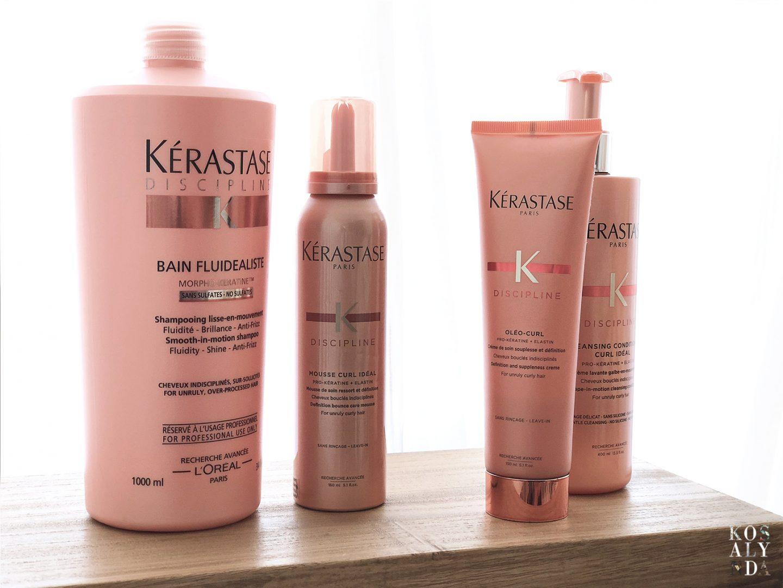 Shampoing cheveux boucles sans sulfate