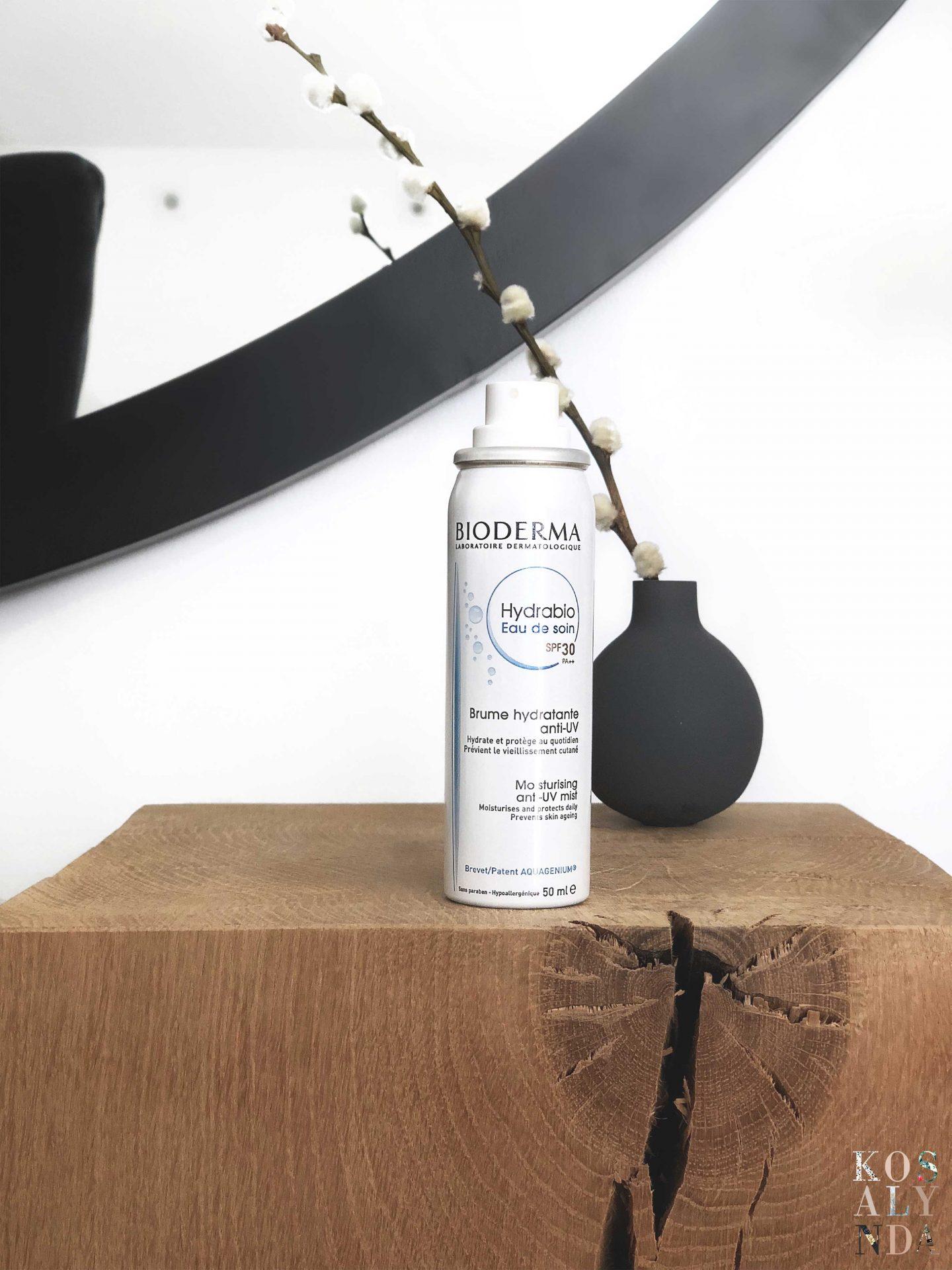 spray fix bioderma hydrabio
