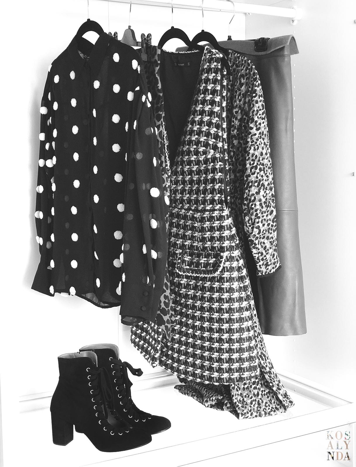 jupe leopard tendance