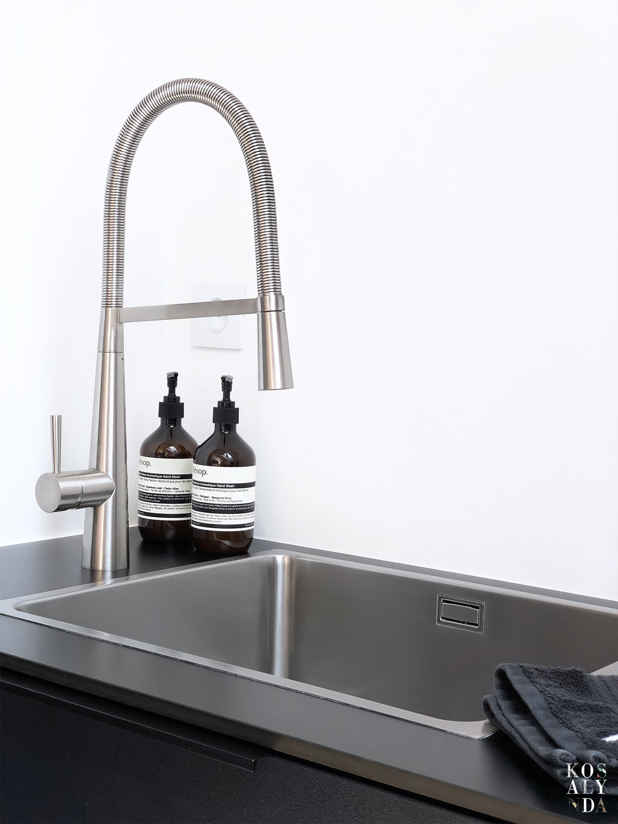 idee robinet cuisine design moderne
