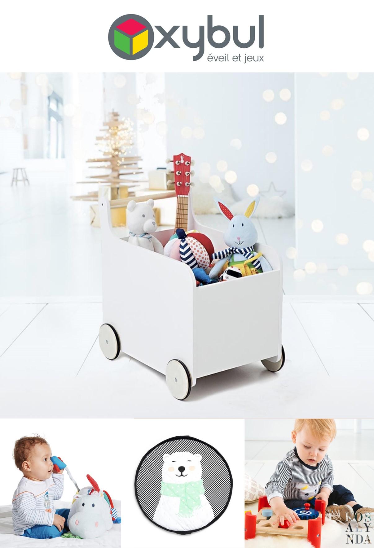 site tendance pour cadeau bebe oxybul